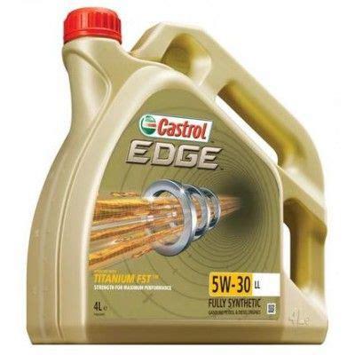 castrol edge 5w30 castrol edge 5w 30 ll 4litres