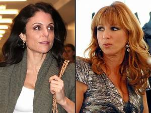 Real Housewives: Jill Zarin Says She Misses Bethenny ...