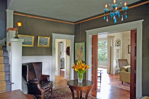 interior designer kitchens richard s 1908 home traditional entrance 1908