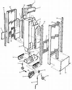 Empire Wall Furnace Parts