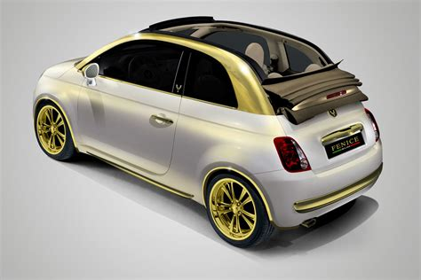 Fiat 500c Modification by Modification Of Car And Motorcycle Lexus Loses Big In The