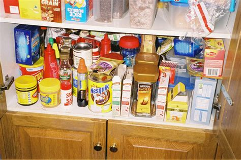 7 Items You Should Always Have Stocked In Your Pantry