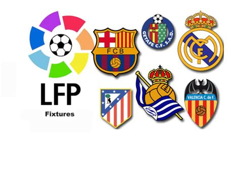 La Liga League Fixtures