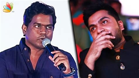 Simbu Taught Me Things Even I Don't Know!
