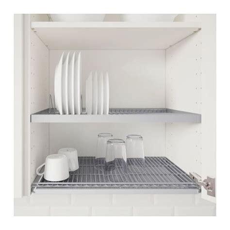 utrusta dish drainer  wall cabinet ikea kitchen cabinet storage cabinet plate rack