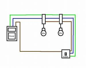 3 Wire Lighting Diagram