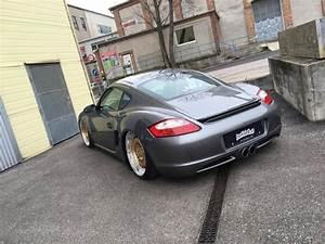 Porsche Cayman Tuning Teile : mega tief porsche cayman s auf rotiform s airride ~ Jslefanu.com Haus und Dekorationen