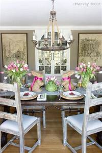 40, Beautiful, Diy, Easter, Table, Decorating, Ideas, For, Spring, 2019, 22