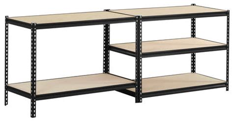 Muscle Rack™ 5-shelf Steel Storage Rack-84