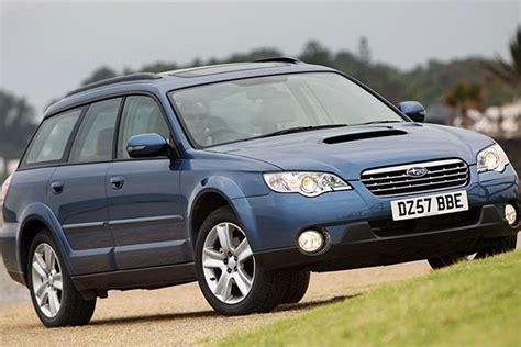 subaru legacyoutback diesel  car review honest john