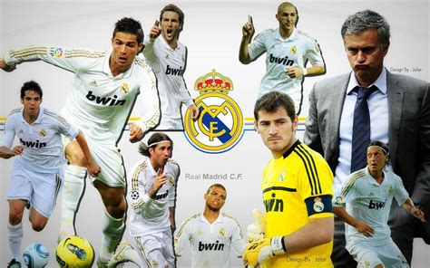 Real Madrid Squad Wallpapers - Wallpaper Cave