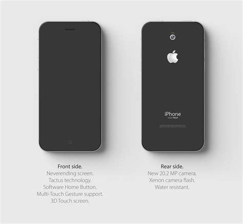 next apple iphone apple iphone vision next 2016 on behance