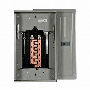 Siemens Pl Series 125 Amp 20-space 20-circuit Main Lug Indoor Load Center-p2020l1125cu