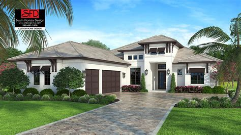 5 bedroom house plans south florida designs coastal contemporary 4 bedroom house