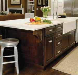 sink in kitchen island traditional kitchen island with farmhouse sink traditional kitchen denver by kitchens by