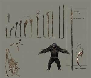La planète des singes - L'affrontement : Les concepts ...