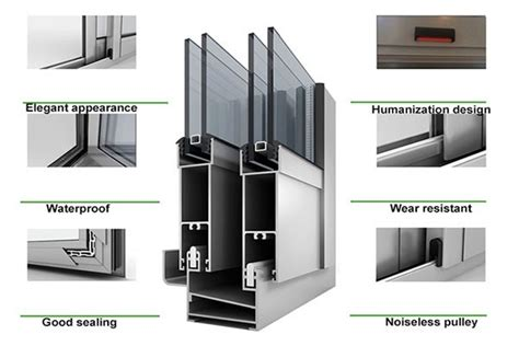 aluminium double glass window price  sliding windows   philippines buy aluminium double