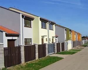 Řadové domy praha východ