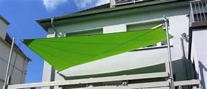 Sonnensegel Fr Den Balkon In Premium Qualitt Pina Design