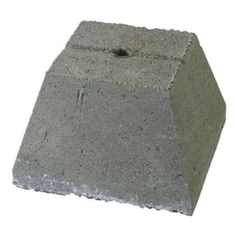 Precast Concrete Deck Footings Home Depot concrete deck footing blocks car interior design