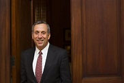 Harvard names Lawrence S. Bacow as 29th president ...