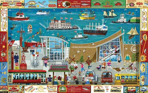 stop columbia river museum jigsaw puzzle