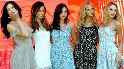 Secret Victoria Models Wallpapers Angels Desktop Victorias