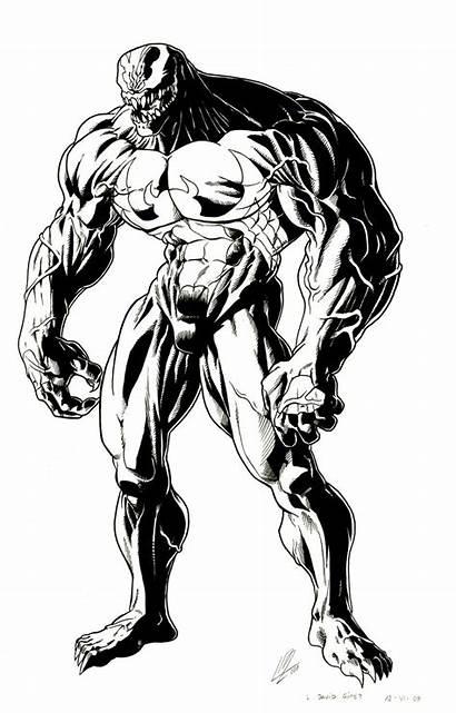Venom Ink Indian Drawings Deviantart Coloring Draw