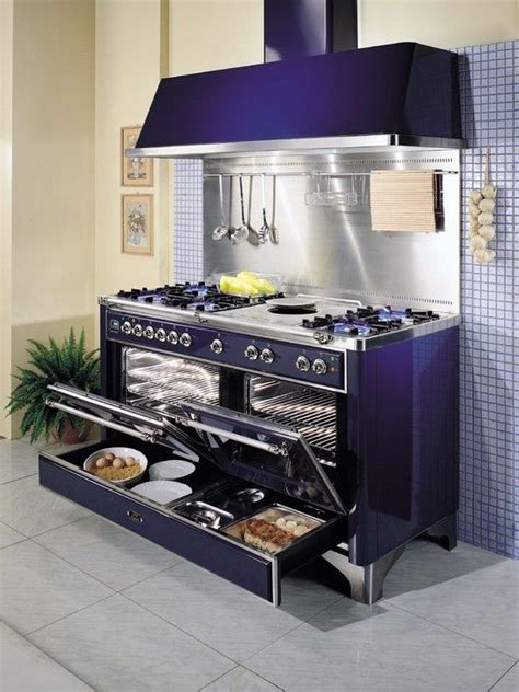 inspiring colorful kitchen appliances digsdigs