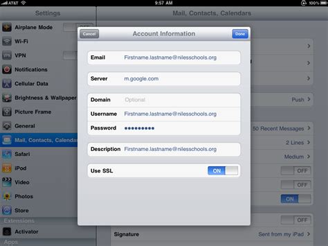 how to set up school email on iphone technology how to mail