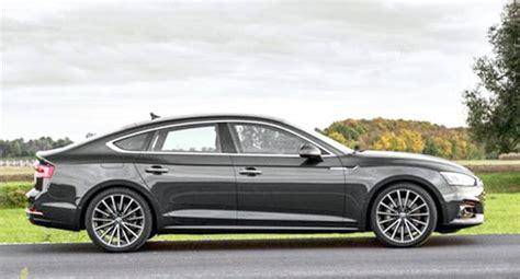 2019 Audi A5 Sportback Review  Audi Suggestions