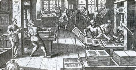 les chambres de l imprimerie les siècles de la renaissance le de jf