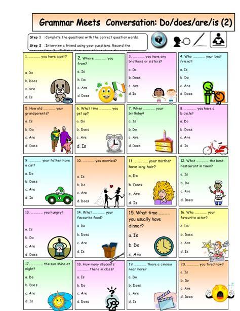 tenth grade worksheet