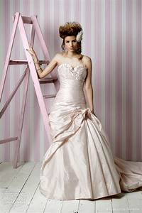 charlotte balbier wedding dresses 2012 candy kisses With rose pink wedding dress