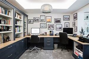A, Bespoke, Home, Office, Solution, For, A, Busy, Working, Family