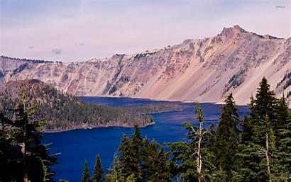 Crater Lake Wallpapers Desktop Wallpapersafari Nature