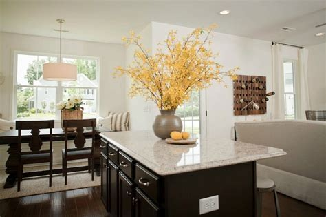 Open Floor Plan Kitchen   Cottage   kitchen   Sabal Homes SC