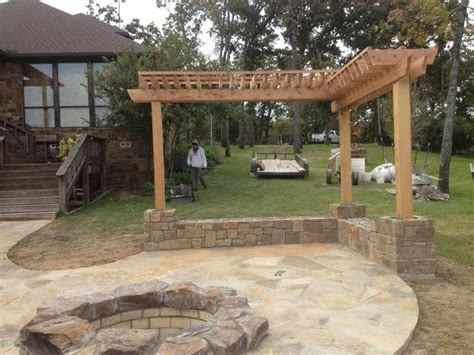l shaped patio designs l shaped pergola back porches or decks pinterest fire pits wall ideas and patio ideas