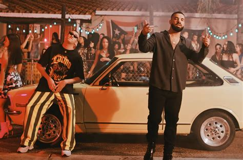 Bad Bunny & Drake's 'mia' Video
