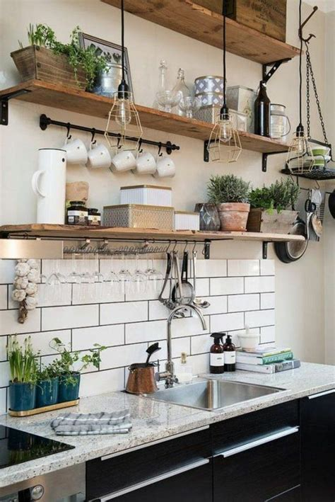 etagere deco cuisine les 25 meilleures idées de la catégorie étagère murale