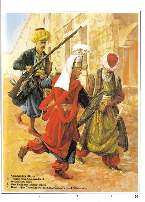 janissary commanding officers 1 yeni 231 eri ağası
