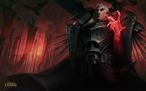 Champion Update: Swain, the Noxian Grand General