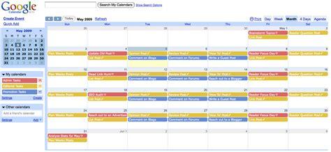 pb create  editorial calendar   blog day