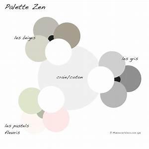couleurs zen idee peinture decorative pinterest With couleur peinture salon zen 7 davaus nuancier peinture couleur avec des idees