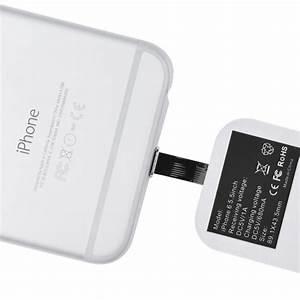 Chargeur Induction Iphone 8 : receveur induction qi 8 pin iphone lapommediscount ~ Melissatoandfro.com Idées de Décoration