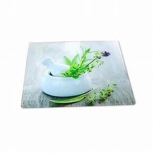 Protege Plan De Travail : plaque d corative jardin de fines herbes wenko ~ Premium-room.com Idées de Décoration
