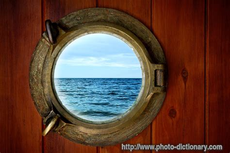 Boat Hole Definition by Porthole Photo Picture Definition At Photo Dictionary