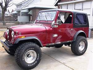 This Is My 1979 Cj  The Body Is So Clean It U0026 39 S Scary