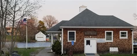 Aspray Boat House by Gaspee Days Home