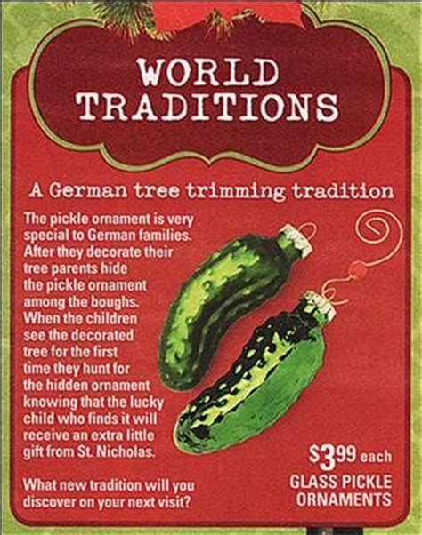 1000 images about christmas pickle on pinterest legends